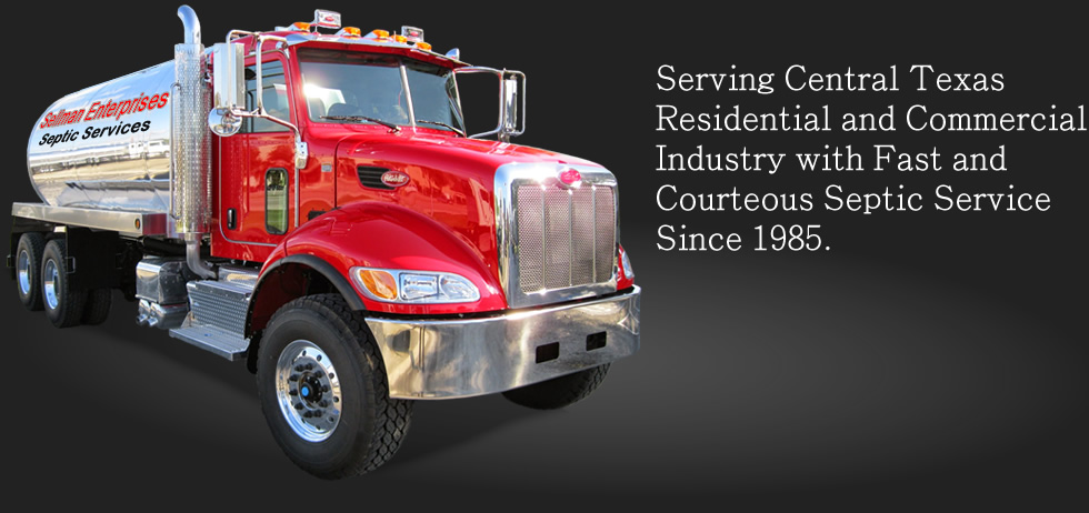Sellman Septic Services Header Image
